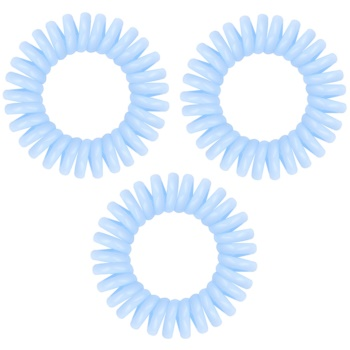 InvisiBobble Original elastico per capelli 3 pz Something Blue (Traceless Hair Rings)