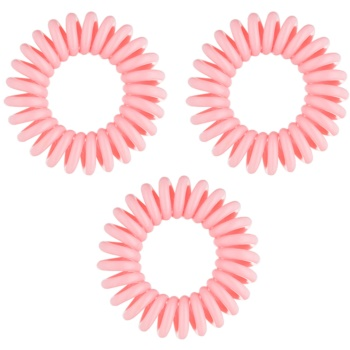 InvisiBobble Original elastico per capelli 3 pz Blush Hour (Traceless Hair Rings)