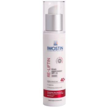 Iwostin Re-Liftin crema giorno rassodante SPF 15 (For Sensitive Skin) 50 ml