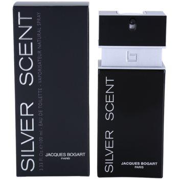 Jacques Bogart Silver Scent eau de toilette per uomo 100 ml