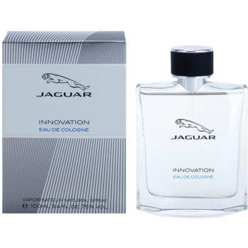 Jaguar Innovation Eau De Cologne acqua di Colonia per uomo 100 ml