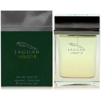 Jaguar Vision II eau de toilette per uomo 100 ml