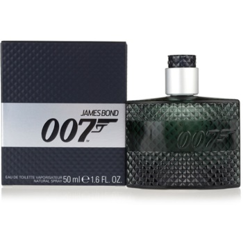 James Bond 007 James Bond 007 eau de toilette per uomo 50 ml
