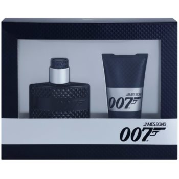 James Bond 007 James Bond 007 kit regalo III eau de toilette 30 ml + gel doccia 50 ml