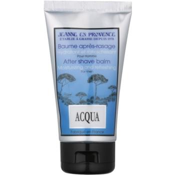 Jeanne en Provence Acqua Balsamo post-rasatura per uomo 75 ml