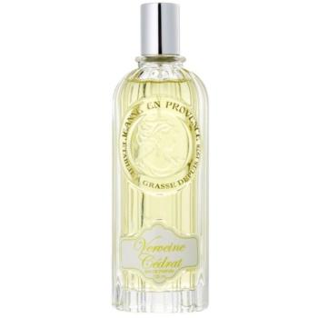 Jeanne en Provence Verveine Cédrat eau de parfum per donna 125 ml