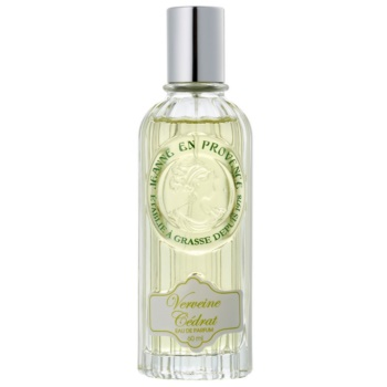 Jeanne en Provence Verveine Cédrat eau de parfum per donna 60 ml