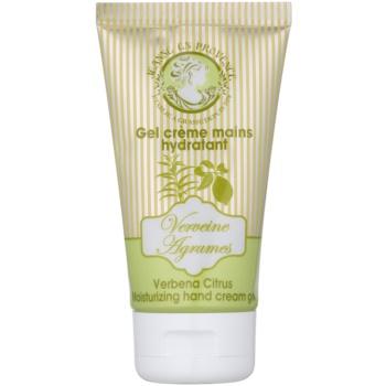 Jeanne en Provence Verbena Citrus crema per mani e unghie 75 ml