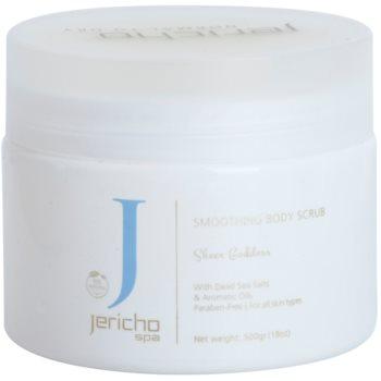 Jericho Body Care SPA scrub energizzante al sale con estratti marini e oli essenziali Pure Lilac (With Dead Sea Salts & Aromatic Oils) 500 g