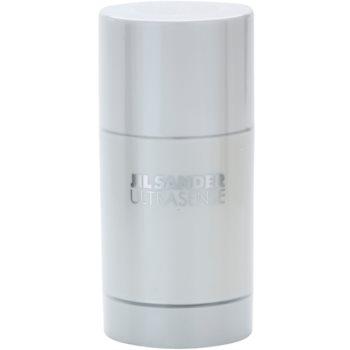 Jil Sander Ultrasense White deodorante stick per uomo 75 ml