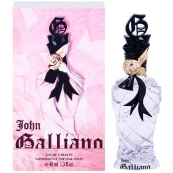 John Galliano Eau De Toilette eau de toilette per donna 40 ml