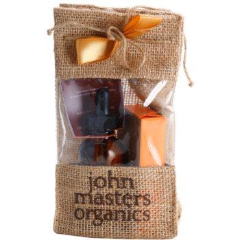 John Masters Organics Body Care set di cosmetici I.
