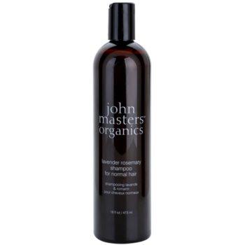 John Masters Organics Lavender Rosemary shampoo per capelli normali 473 ml