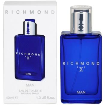 John Richmond X For Man eau de toilette per uomo 40 ml