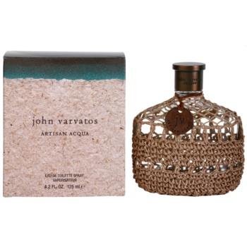 John Varvatos Artisan Acqua eau de toilette per uomo 125 ml