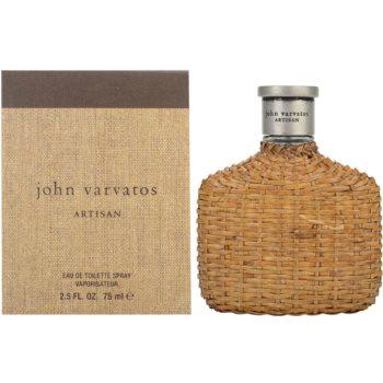 John Varvatos Artisan eau de toilette per uomo 75 ml
