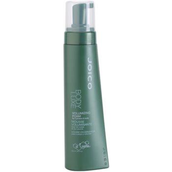 Joico Body Luxe mousse per la termoprotezione dei capelli (Volumizing Foam for Fullness & Body) 250 ml