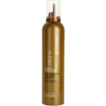 Joico K-PAK Style fissante in mousse per un fissaggio elastico (Thermal Design Foam) 300 ml
