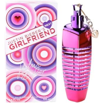 Justin Bieber Next Girlfriend eau de parfum per donna 100 ml