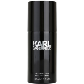 Karl Lagerfeld Karl Lagerfeld for Him deospray per uomo 150 ml
