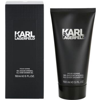 Karl Lagerfeld Karl Lagerfeld for Him gel doccia per uomo 150 ml
