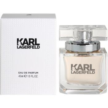 Karl Lagerfeld Karl Lagerfeld for Her eau de parfum per donna 45 ml