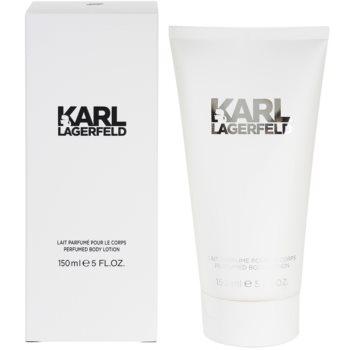 Karl Lagerfeld Karl Lagerfeld for Her latte corpo per donna 150 ml
