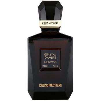 Keiko Mecheri Crystal d´Ambre eau de parfum per donna 75 ml