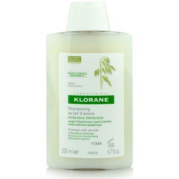 Klorane Avoine shampoo per il lavaggio frequente dei capelli (Shampoo with Oat Milk) 200 ml