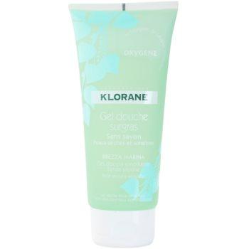 Klorane Hygiene et Soins du Corps Oxygene gel doccia (Shower Gel) 200 ml