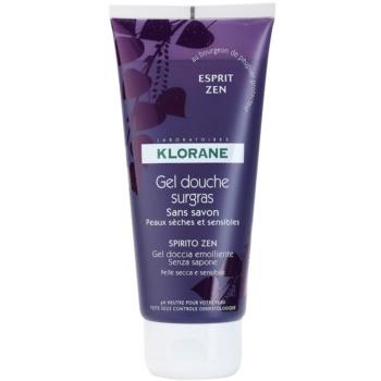 Klorane Hygiene et Soins du Corps Esprit Zen gel doccia (Shower Gel) 200 ml