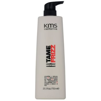 KMS California Tame Frizz balsamo lisciante contro i capelli crespi (Smoothes + Reduces Frizz) 750 ml