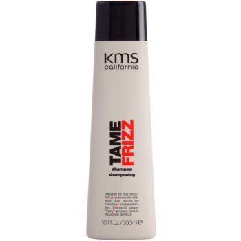 KMS California Tame Frizz shampoo contro i capelli crespi (Prepares for Frizz Reduction) 300 ml