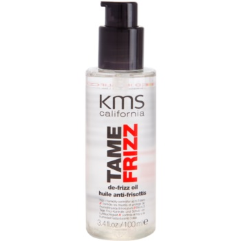 KMS California Tame Frizz olio contro i capelli crespi (Frizz + Humidity Control for up to 3 days) 100 ml