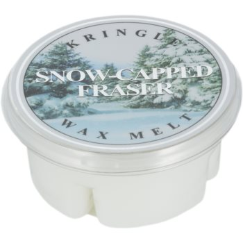 Kringle Candle Snow Capped Fraser cera per lampada aromatica 35 g