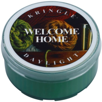 Kringle Candle Welcome Home candela scaldavivande 35 g