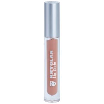 Kryolan Basic Lips rossetto liquido per un effetto lunga durata colore Latin (Lip Stain) 4 ml