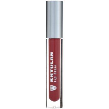 Kryolan Basic Lips rossetto liquido per un effetto lunga durata colore Dance ( Lip Stain) 4 ml