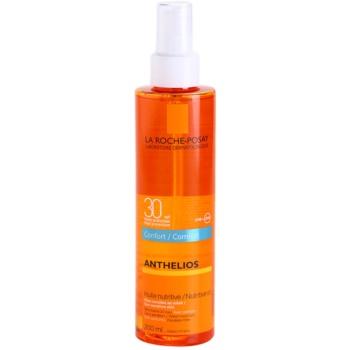 La Roche-Posay Anthelios olio abbronzante nutriente SPF 30 (Comfort Nutritive Oil ) 200 ml