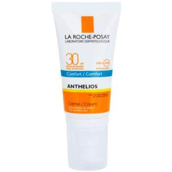 La Roche-Posay Anthelios crema comfort SPF 30 (Comfort, Very Water-Resistant, No Parabens) 50 ml