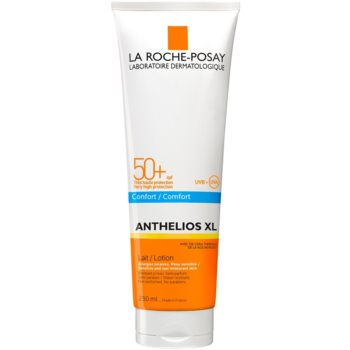 La Roche-Posay Anthelios XL latte comfort SPF 50+ senza profumazione Water Resistant (No Parabens) 250 ml