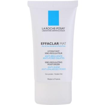 La Roche-Posay Effaclar emulsione opacizzante per pelli grasse e problematiche Mat (Hydrating Sebo-Regulating Moisturiser) 40 ml