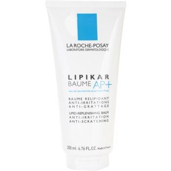 La Roche-Posay Lipikar AP+ olio relipidante contro irritazioni e prurito (Lipid-Replenishing Body Balm) 200 ml