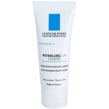 La Roche-Posay Rosaliac UV Legere crema lenitiva per pelli sensibili con tendenza agli arrossamenti SPF 15 (Legere, Anti-Redness Moisturiser) 40 ml