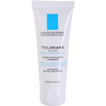La Roche-Posay Toleriane emulsione lenitiva e idratante per pelli secche (Soothing Protective Cream) 40 ml