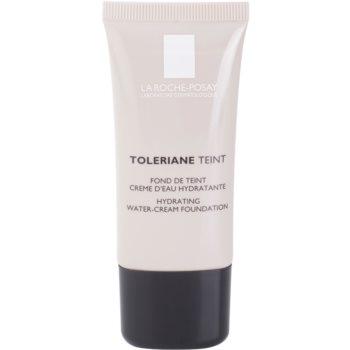 La Roche-Posay Toleriane Teint fondotinta crema idratante per pelli normali e secche colore 01 Ivory SPF 20 (Hydrating Water-Cream Foundation) 30 ml
