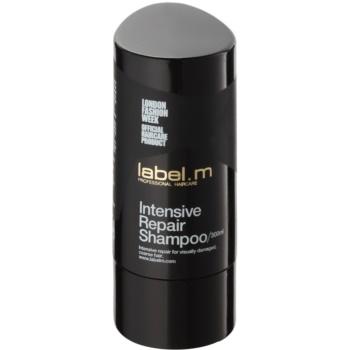 label.m Cleanse shampoo rigenerante per capelli rovinati (Intensive Repair Shampoo) 300 ml