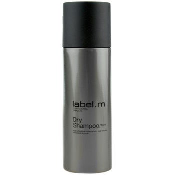 label.m Cleanse shampoo secco in spray (Dry Shampoo) 200 ml