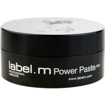 label.m Complete pasta modellante per definizione e forma (Power Paste) 50 ml