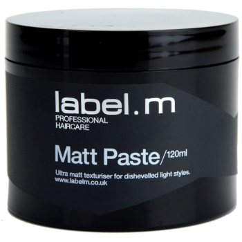 label.m Complete pasta opacizzante per definizione e forma (Matt Paste) 120 ml